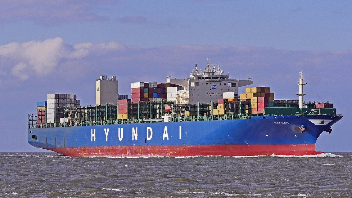 Hyundai Shipping Export