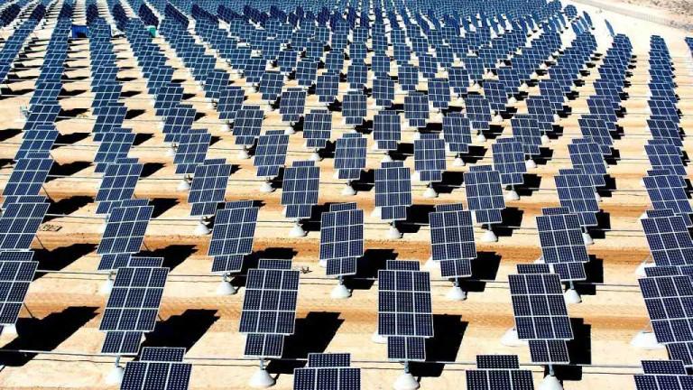 이스라엘 최대 태양광발전소 건설 입찰
