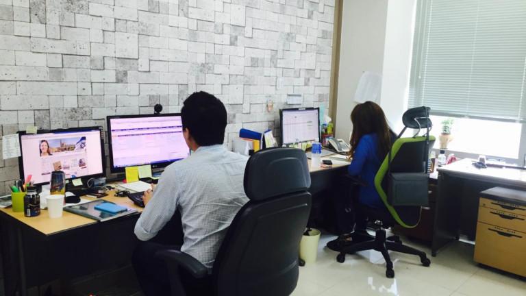 Sales Office in Korea