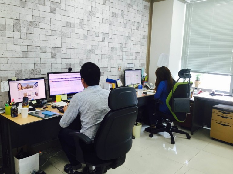 Sales Office in Korea