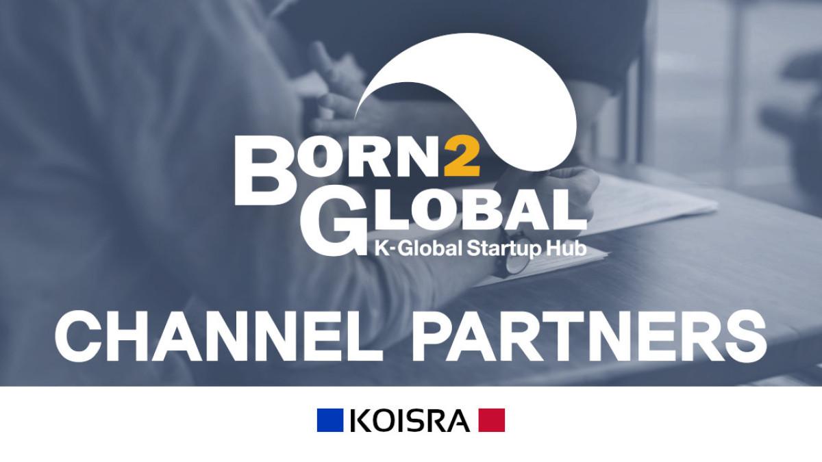 Born2Global Channel Partners KOISRA